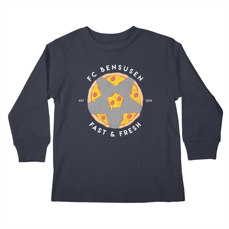 FC Bensusen Kids Longsleeve T-Shirt by 5eth's Artist Shop
