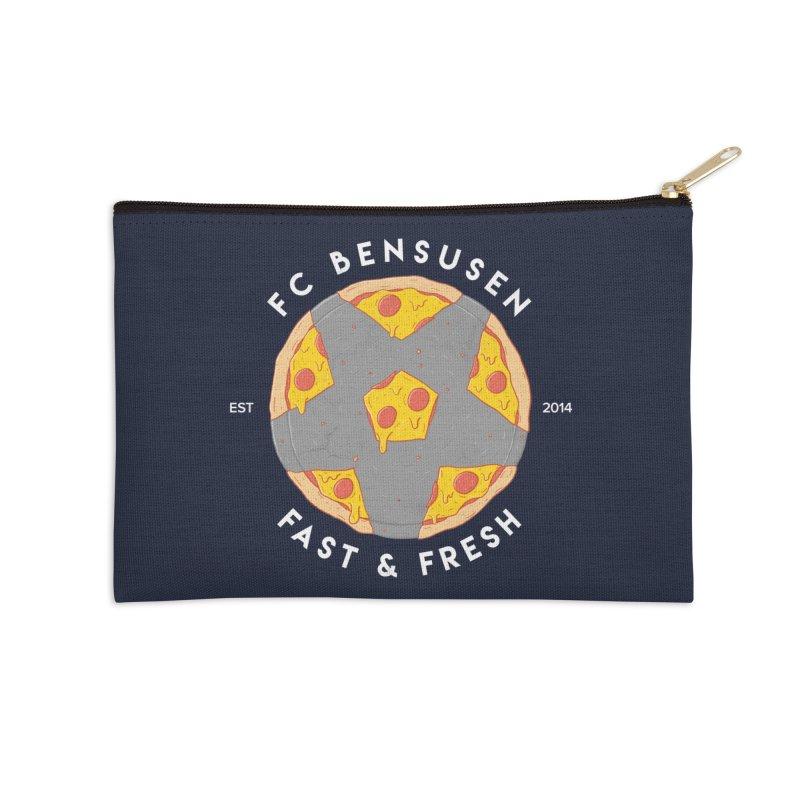 FC Bensusen Accessories Zip Pouch by 5eth's Artist Shop