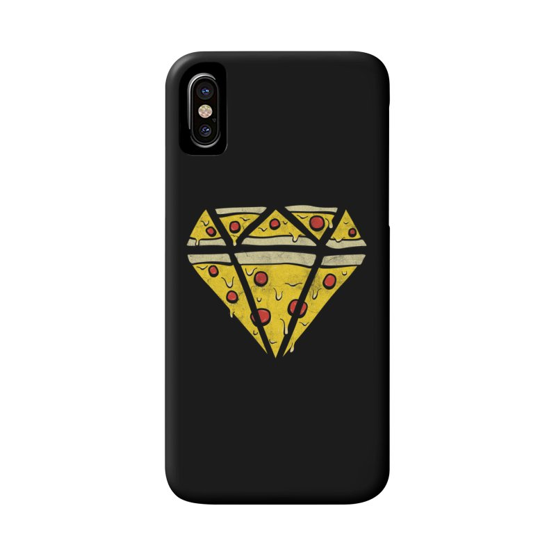 Pizzas Are Forever Accessories Phone Case by 5eth's Artist Shop