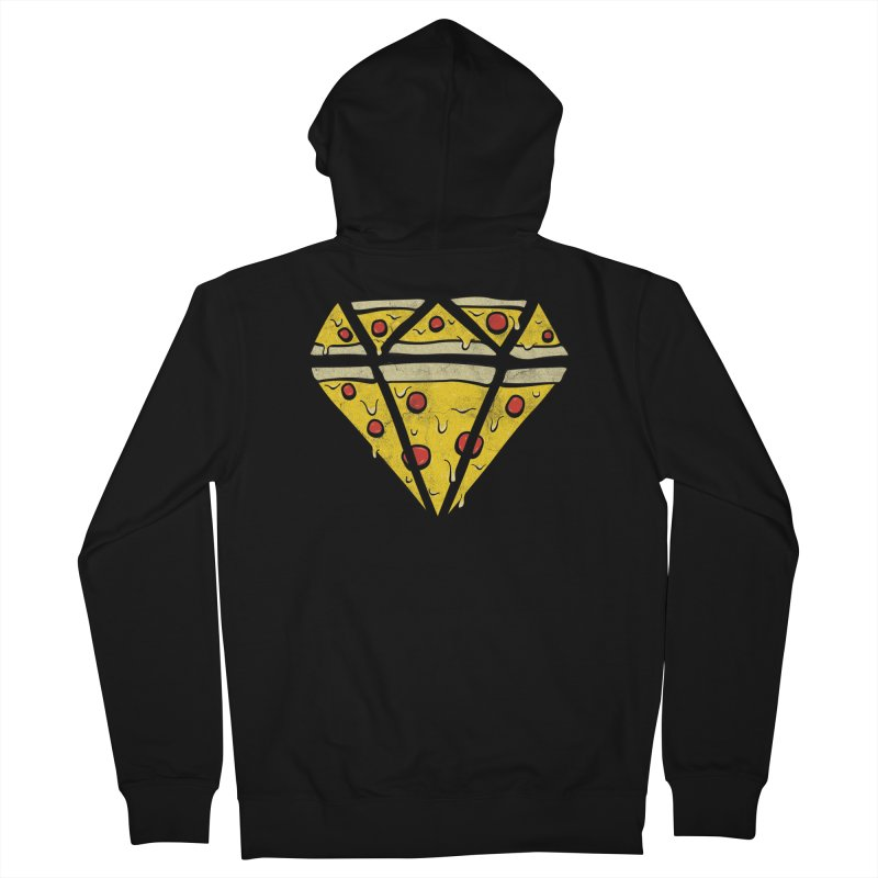 Pizzas Are Forever Women's Zip-Up Hoody by 5eth's Artist Shop