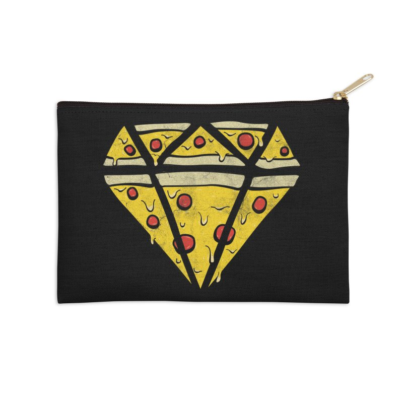 Pizzas Are Forever Accessories Zip Pouch by 5eth's Artist Shop