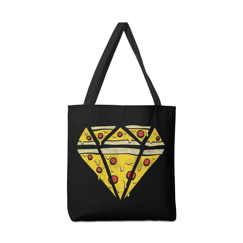 Pizzas Are Forever Accessories Bag by 5eth's Artist Shop