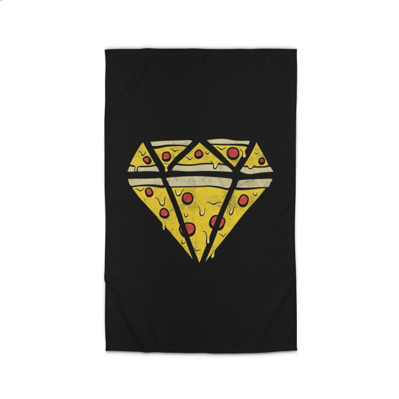Pizzas Are Forever Home Rug by 5eth's Artist Shop