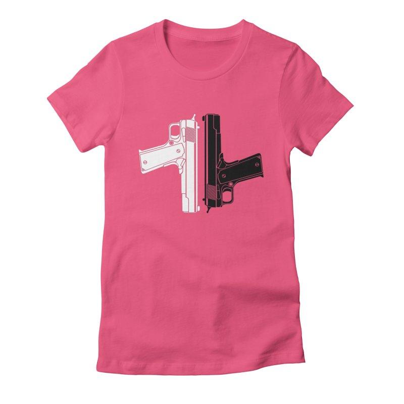 Zengun Yin Yang Women's T-Shirt by 600poundgorilla's Artist Shop
