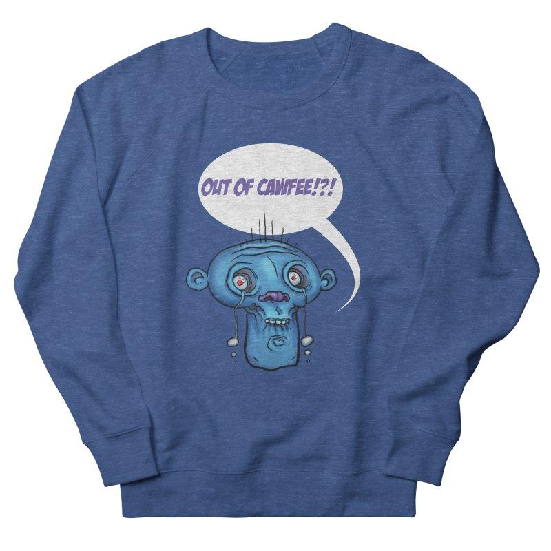 Out of Cawfee Men's Sweatshirt by 600poundgorilla's Artist Shop