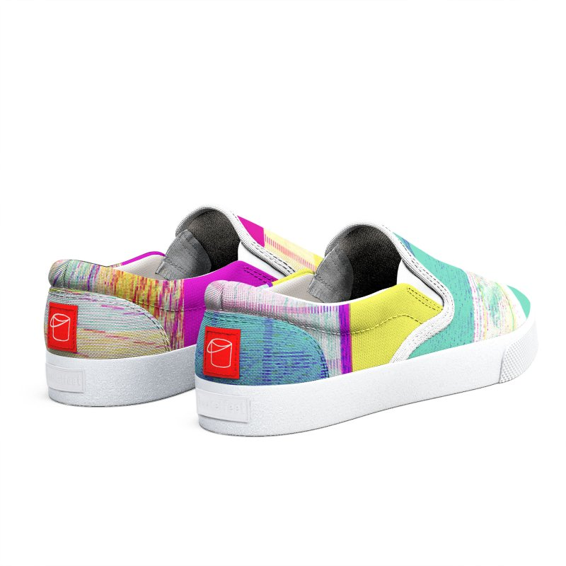 Synesthetic Men's Shoes by 600poundgorilla's Artist Shop