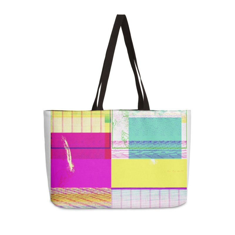 Synesthetic Accessories Bag by 600poundgorilla's Artist Shop