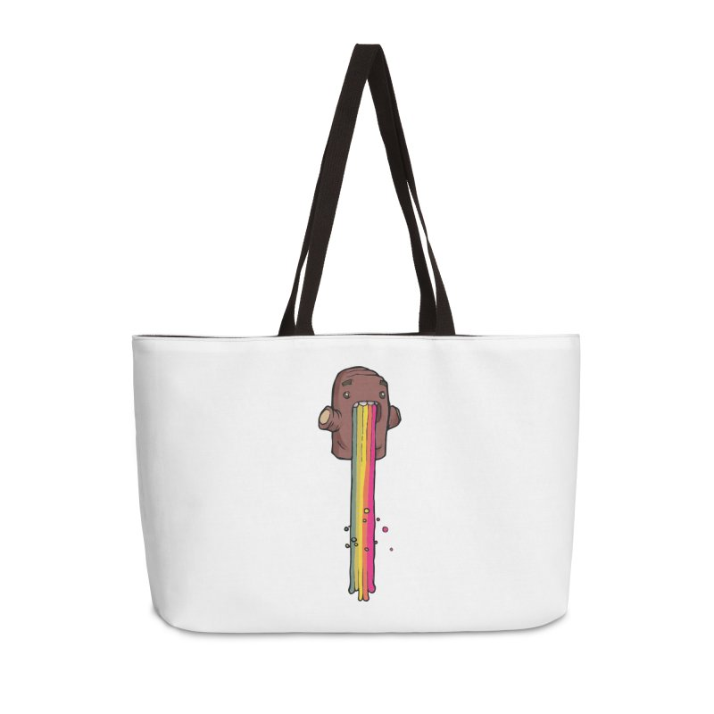 Too Much Joy Accessories Bag by 600poundgorilla's Artist Shop