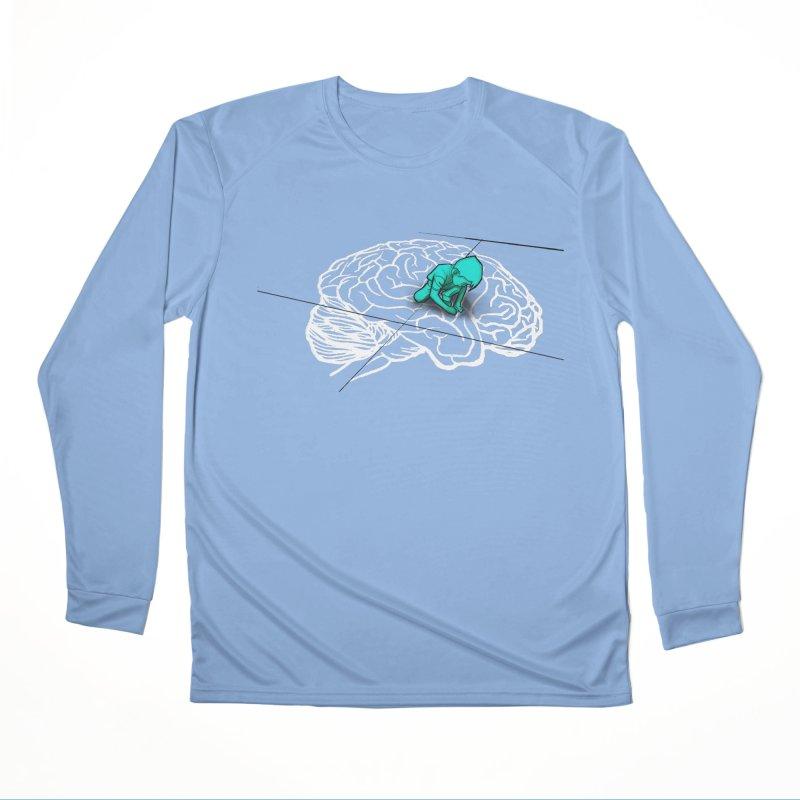 inner child Women's Longsleeve T-Shirt by 600poundgorilla's Artist Shop