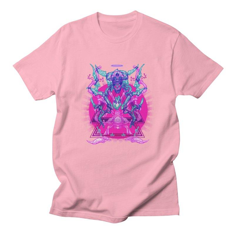 Haunting Reflections Men's T-Shirt by 600poundgorilla's Artist Shop