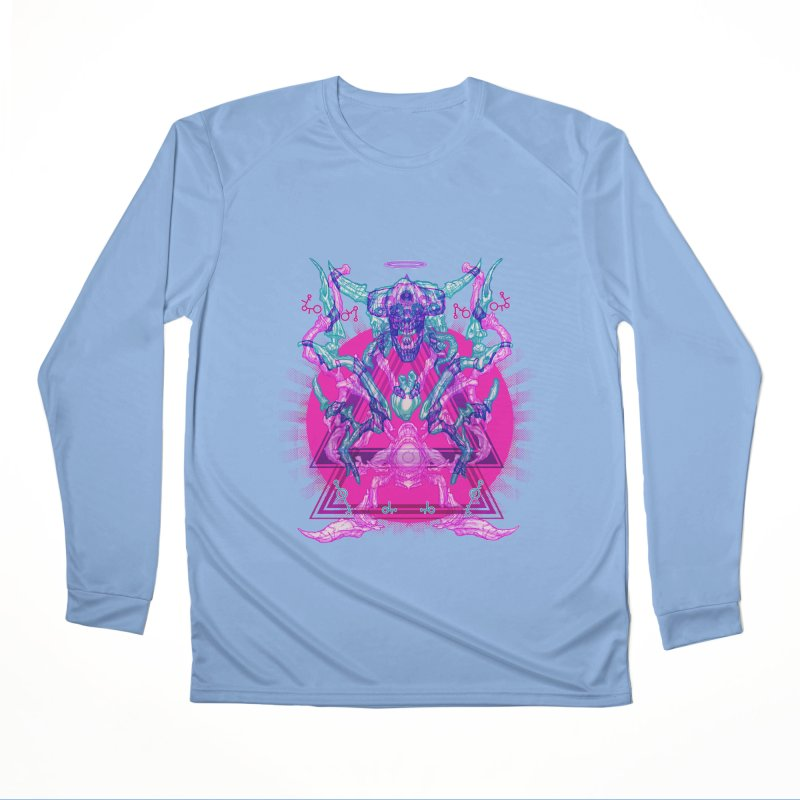 Haunting Reflections Women's Longsleeve T-Shirt by 600poundgorilla's Artist Shop