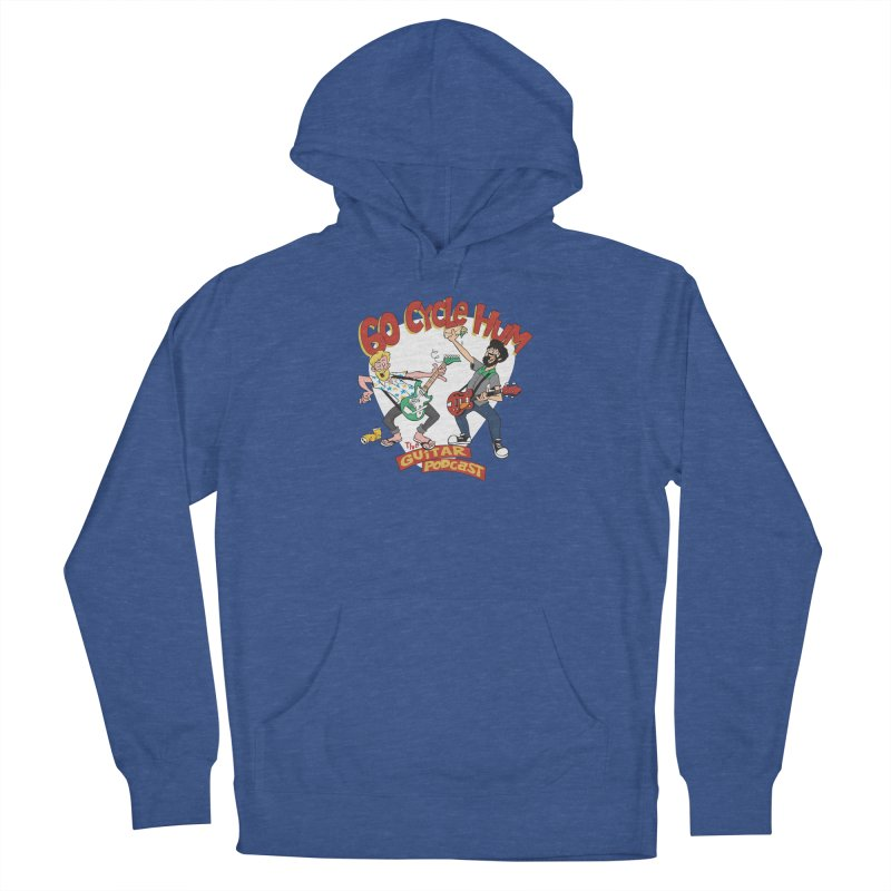 60 Cycle Hum Dude! Women's Pullover Hoody by 60CycleHum's Merch Store