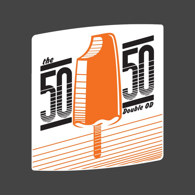 50/50 on other colors Women's Scoop Neck by 60CycleHum's Merch Store