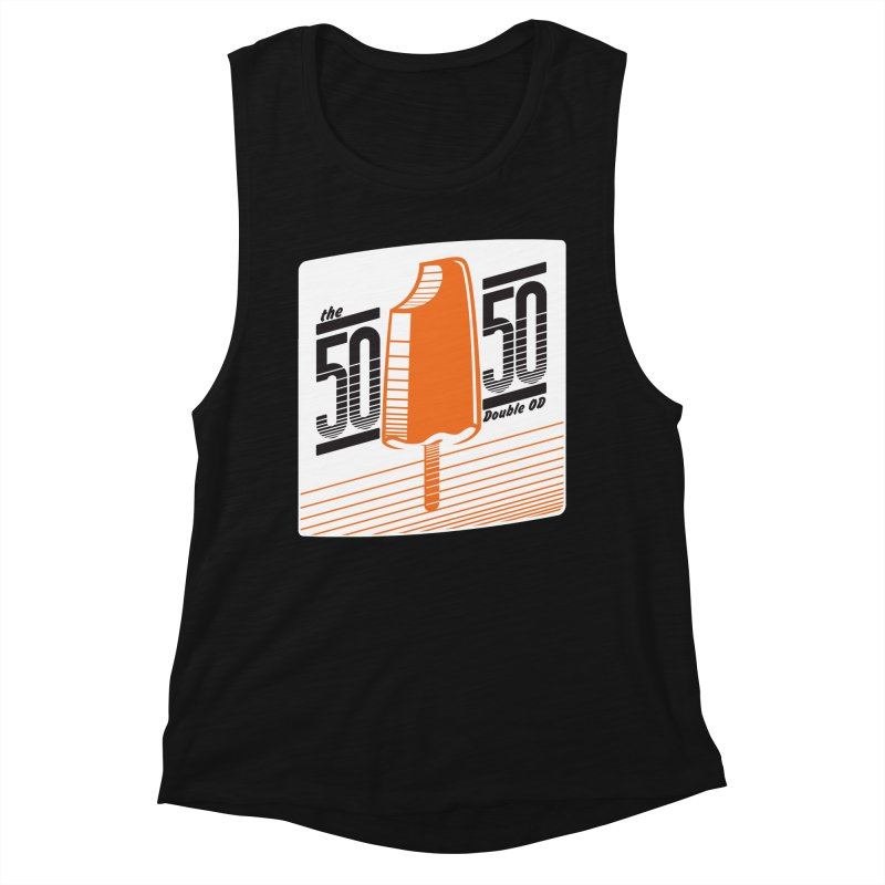 50/50 on other colors Women's Tank by 60CycleHum's Merch Store