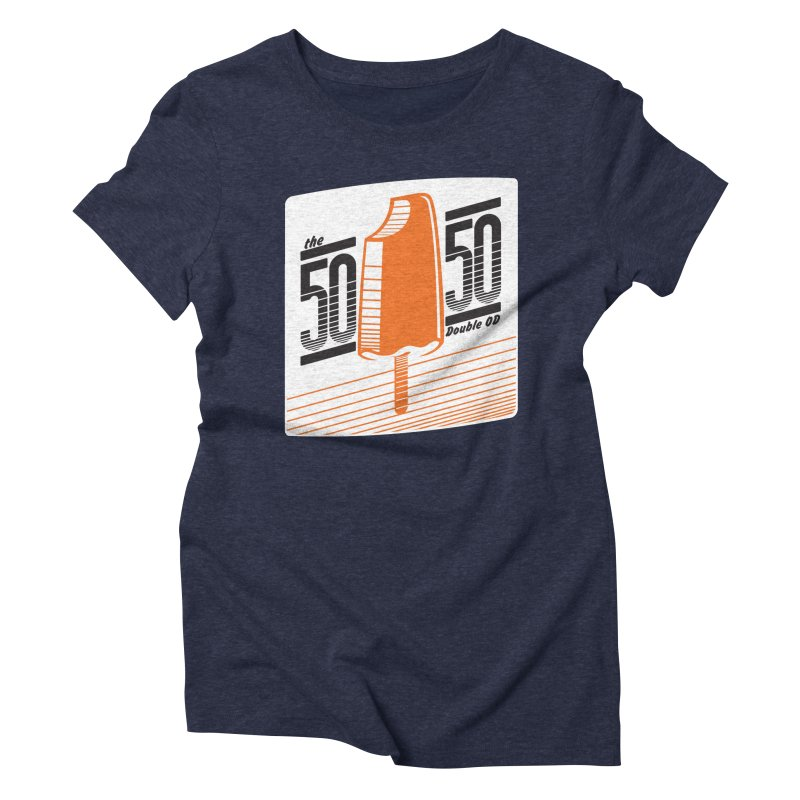 50/50 on other colors Women's T-Shirt by 60CycleHum's Merch Store