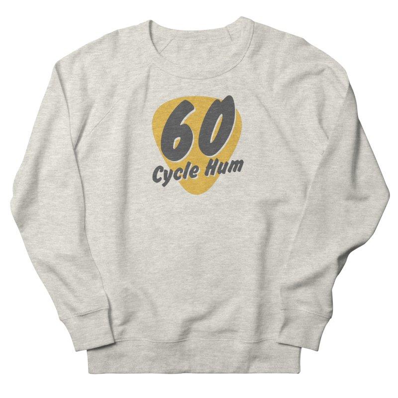 Logo on Light colors Women's Sweatshirt by 60CycleHum's Merch Store