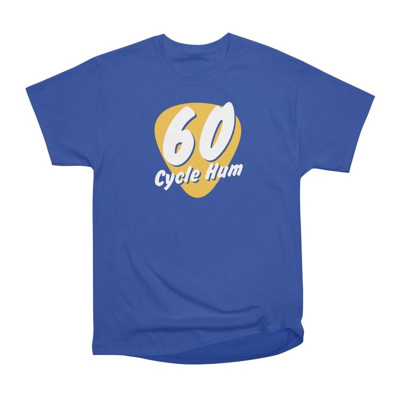 60 Cycle Hum Logo Women's T-Shirt by 60CycleHum's Merch Store