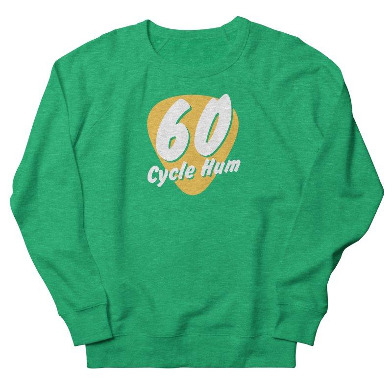 60 Cycle Hum Logo Women's Sweatshirt by 60CycleHum's Merch Store