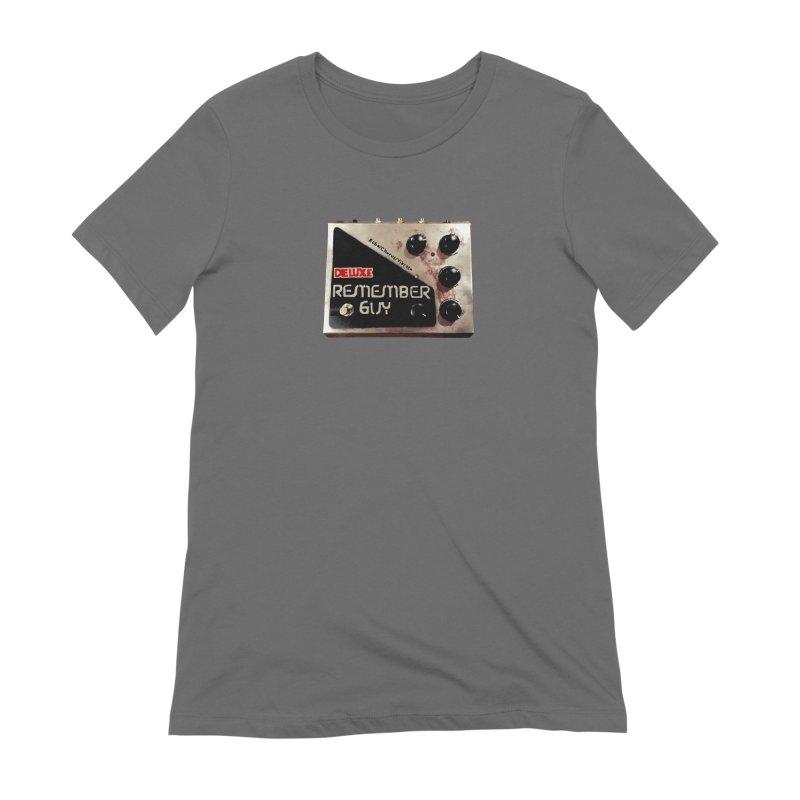 Remember Guy Women's T-Shirt by 60CycleHum's Merch Store