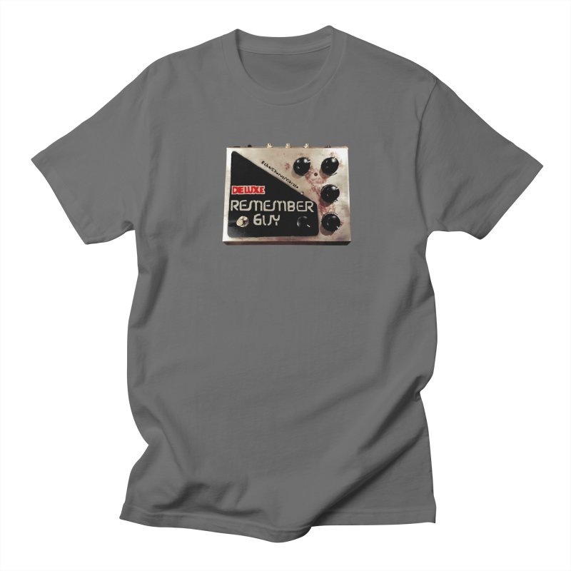 Remember Guy Men's T-Shirt by 60CycleHum's Merch Store