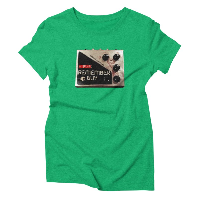 Remember Guy Women's T-Shirt by 60CycleHum's Merch Store