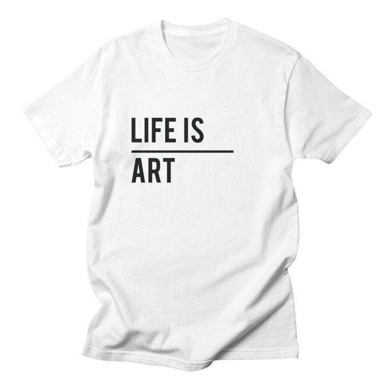 SAMURAI Men's T-shirt by 60 Second Docs