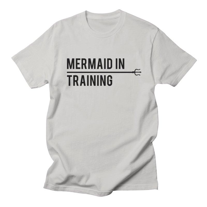 MERMAID SCHOOL Men's T-shirt by 60 Second Docs