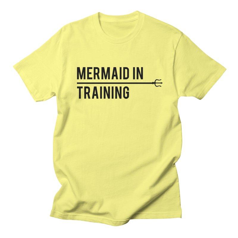 MERMAID SCHOOL Women's Unisex T-Shirt by 60 Second Docs