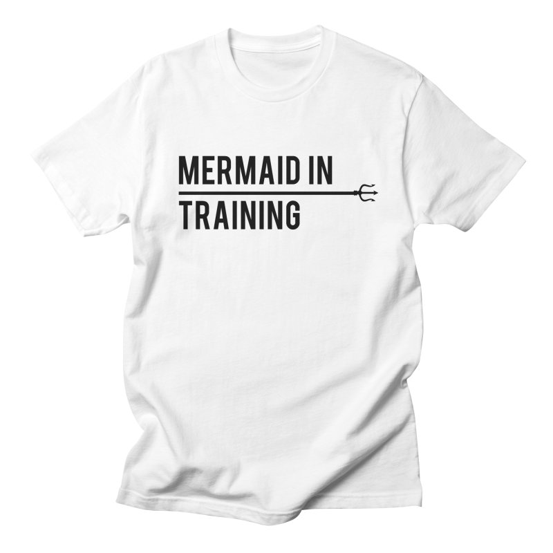 MERMAID SCHOOL Men's T-shirt by 60 Second Docs