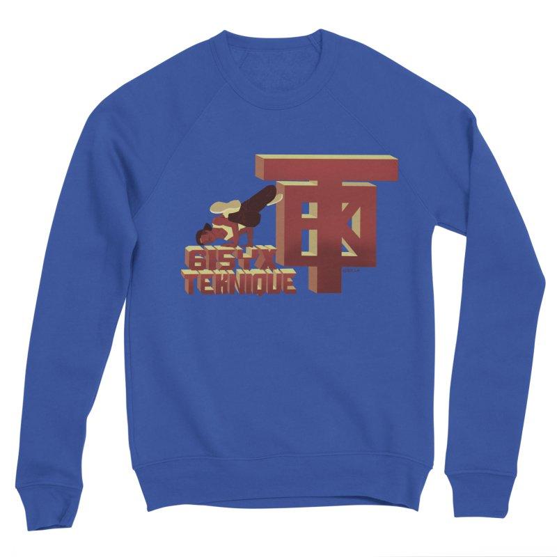 SlickTekDude Men's Sweatshirt by 61syx's Artist Shop