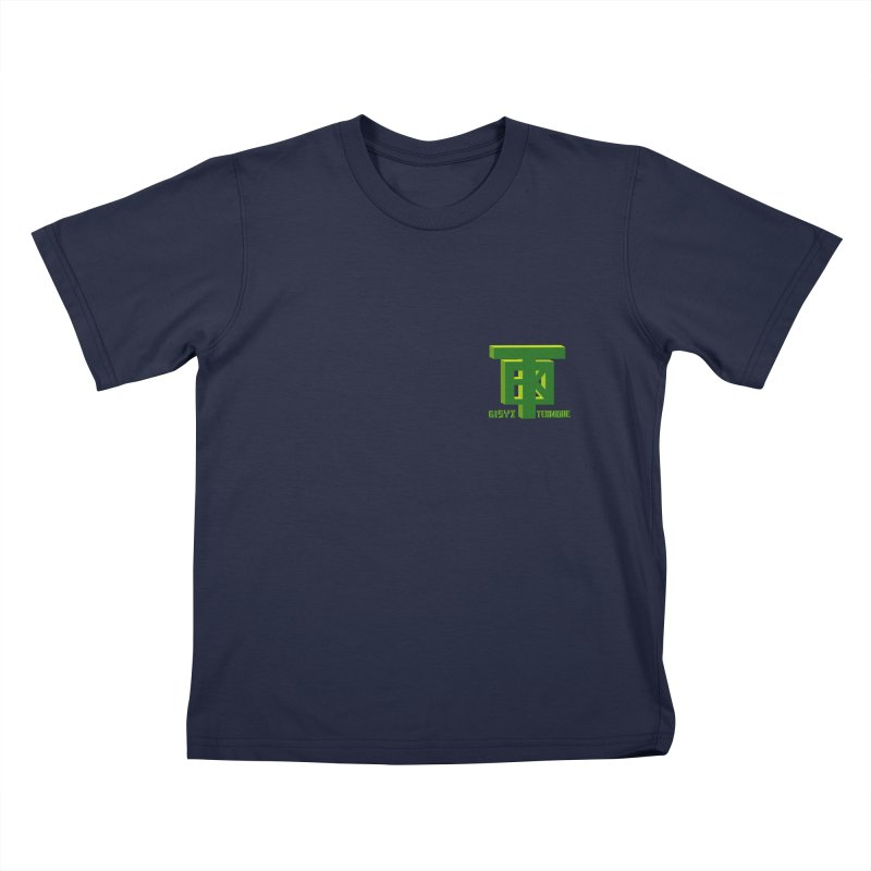SlickClassic Kids T-Shirt by 61syx's Artist Shop