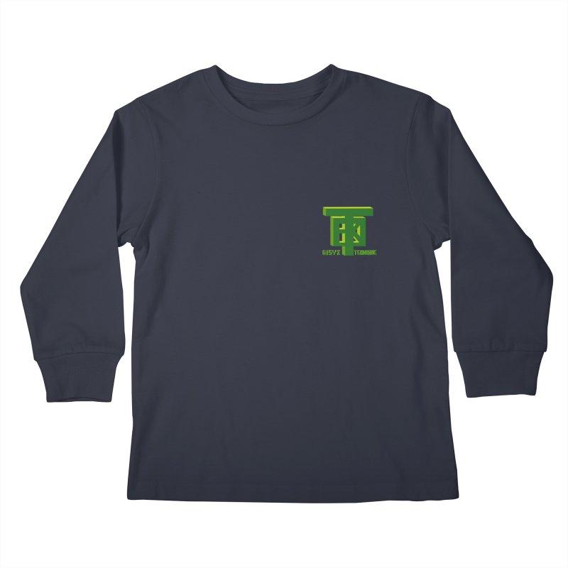 SlickClassic Kids Longsleeve T-Shirt by 61syx's Artist Shop