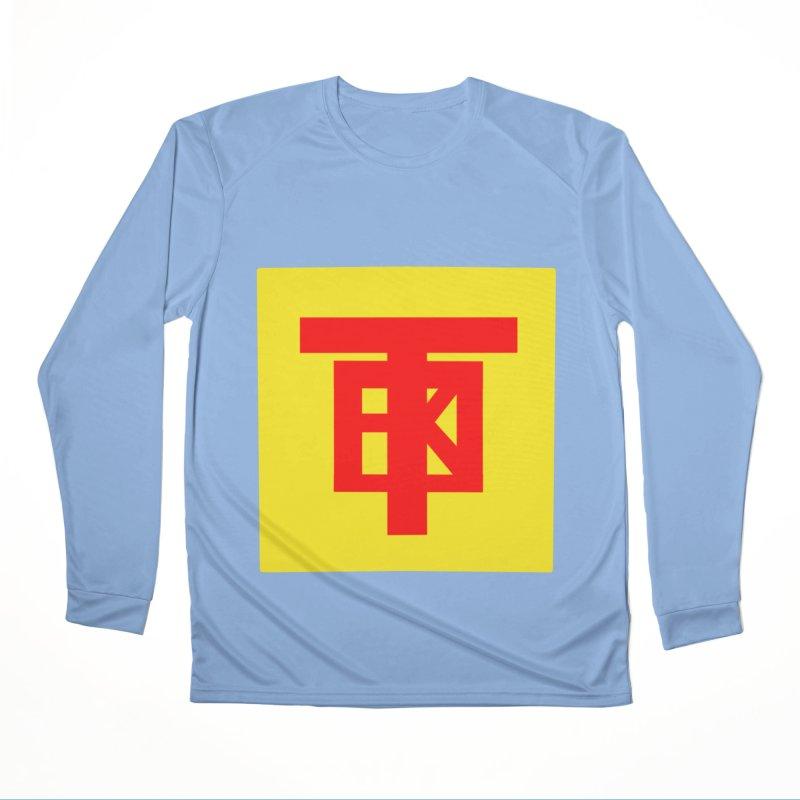 SlickTekGlow Women's Longsleeve T-Shirt by 61syx's Artist Shop