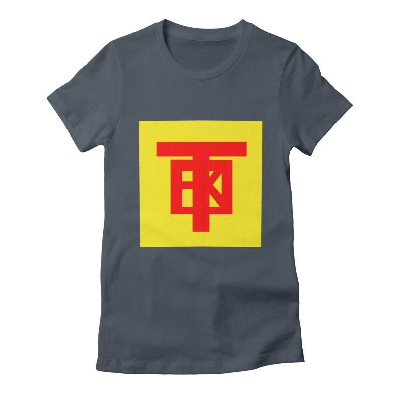 SlickTekGlow Women's T-Shirt by 61syx's Artist Shop