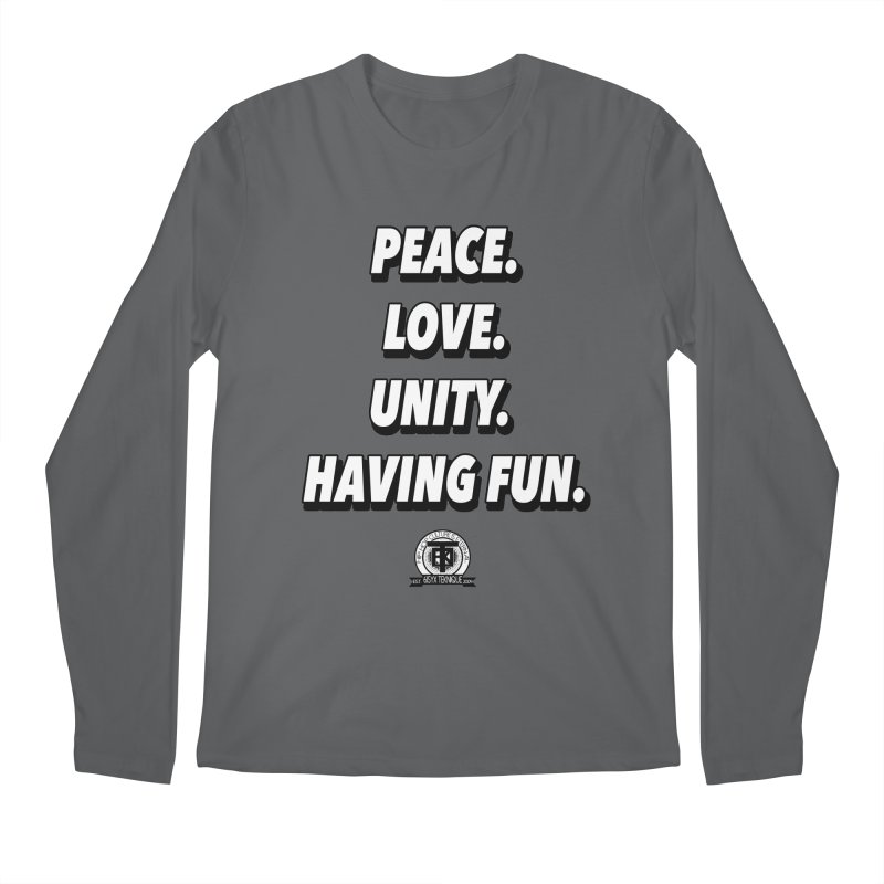 What it's all about Men's Longsleeve T-Shirt by 61syx's Artist Shop