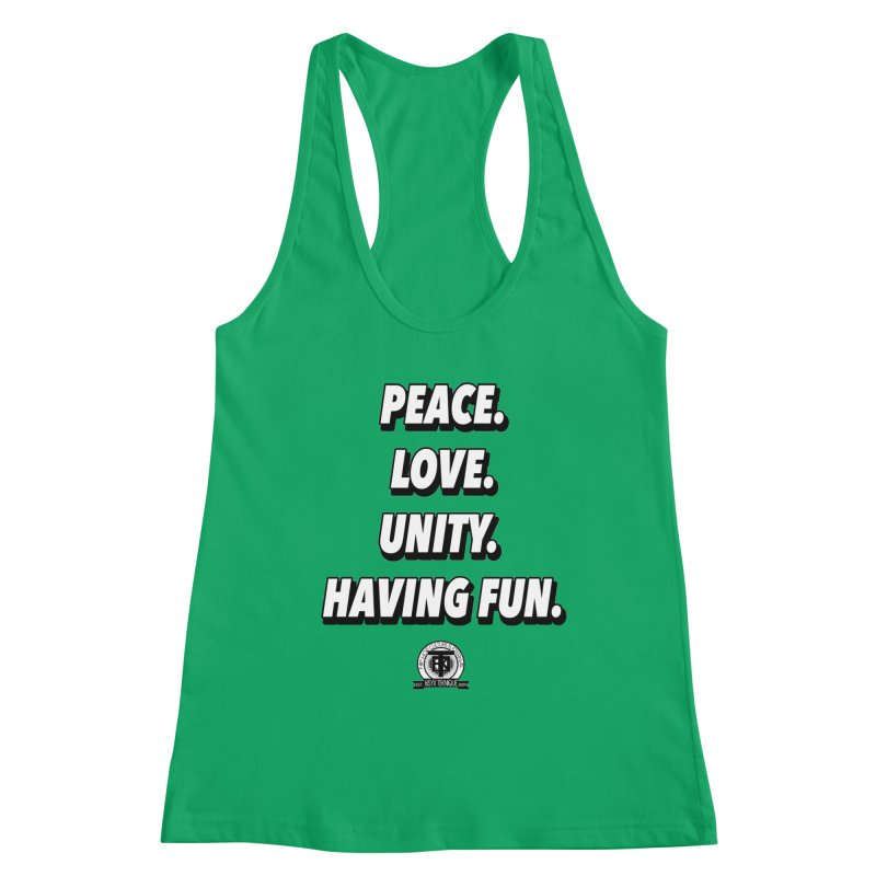 What it's all about Women's Tank by 61syx's Artist Shop
