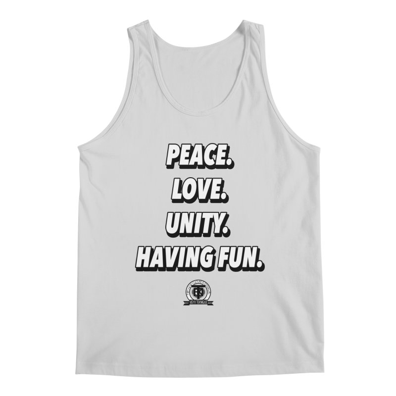 What it's all about Men's Tank by 61syx's Artist Shop