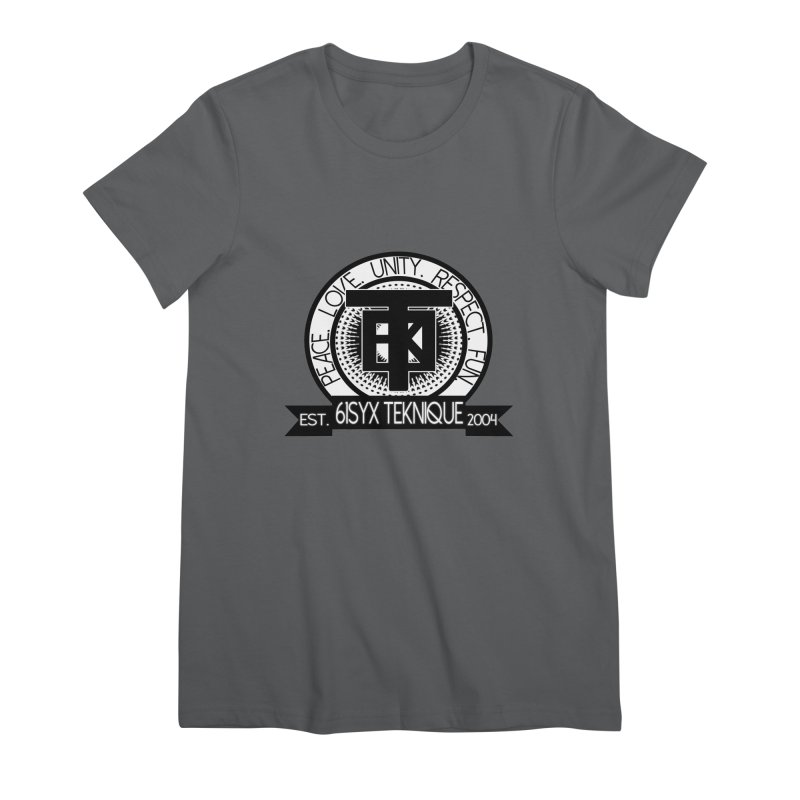 61Syx Logo Women's T-Shirt by 61syx's Artist Shop