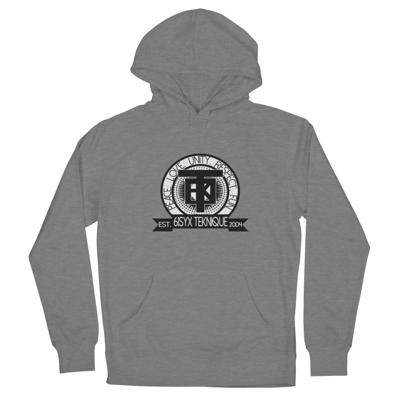 61Syx Logo Women's Pullover Hoody by 61syx's Artist Shop