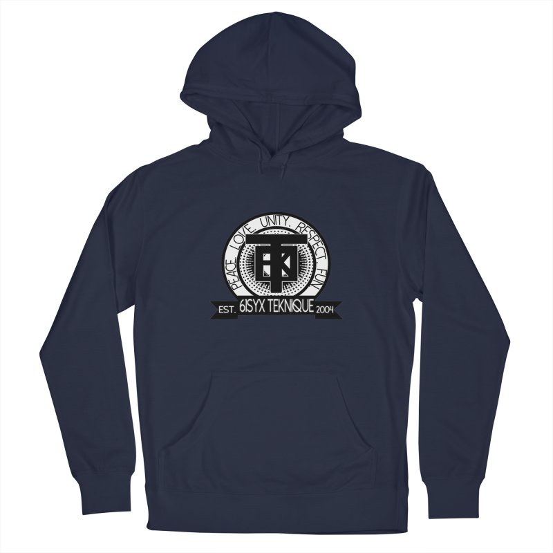 61Syx Logo Men's Pullover Hoody by 61syx's Artist Shop