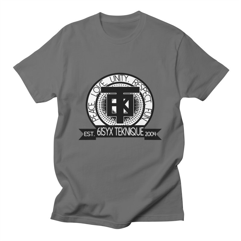 61Syx Logo Men's T-Shirt by 61syx's Artist Shop