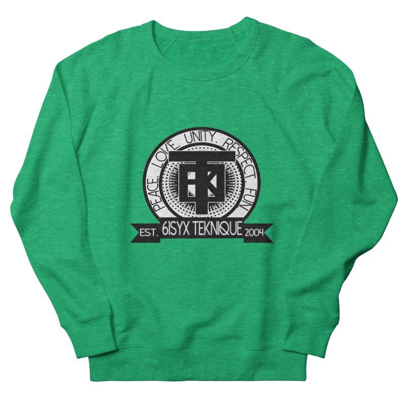 61Syx Logo Women's Sweatshirt by 61syx's Artist Shop