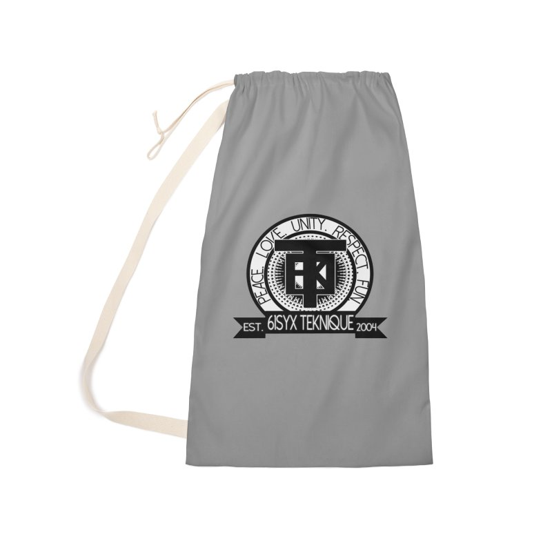 61Syx Logo Accessories Bag by 61syx's Artist Shop