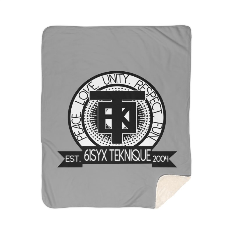 61Syx Logo Home Blanket by 61syx's Artist Shop