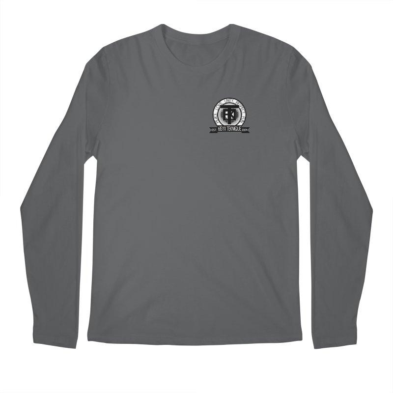 61Syx Logo Pocket Piece Men's Longsleeve T-Shirt by 61syx's Artist Shop