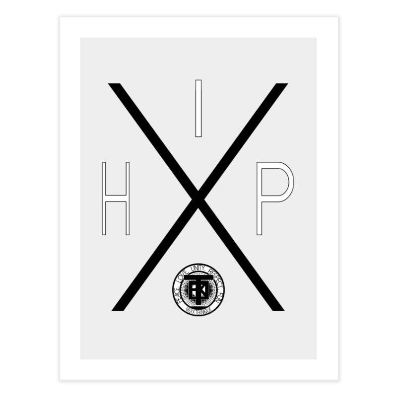 HipHop Home Fine Art Print by 61syx's Artist Shop