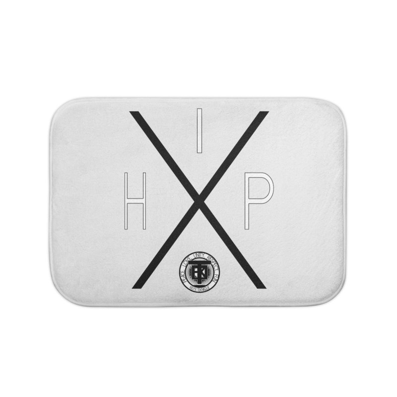 HipHop Home Bath Mat by 61syx's Artist Shop