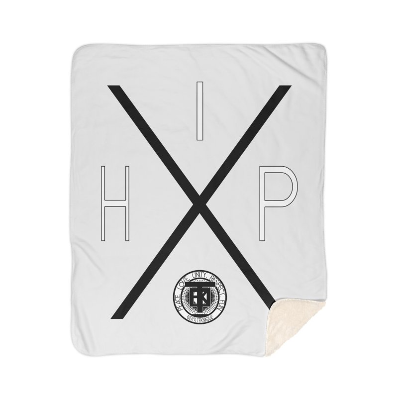 HipHop Home Blanket by 61syx's Artist Shop