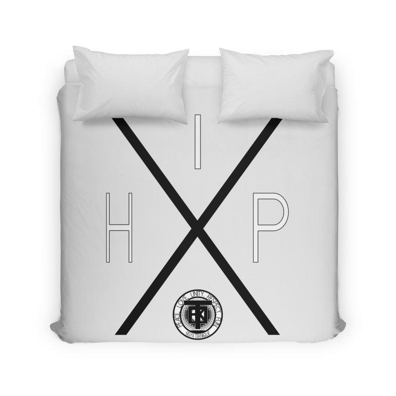 HipHop Home Duvet by 61syx's Artist Shop