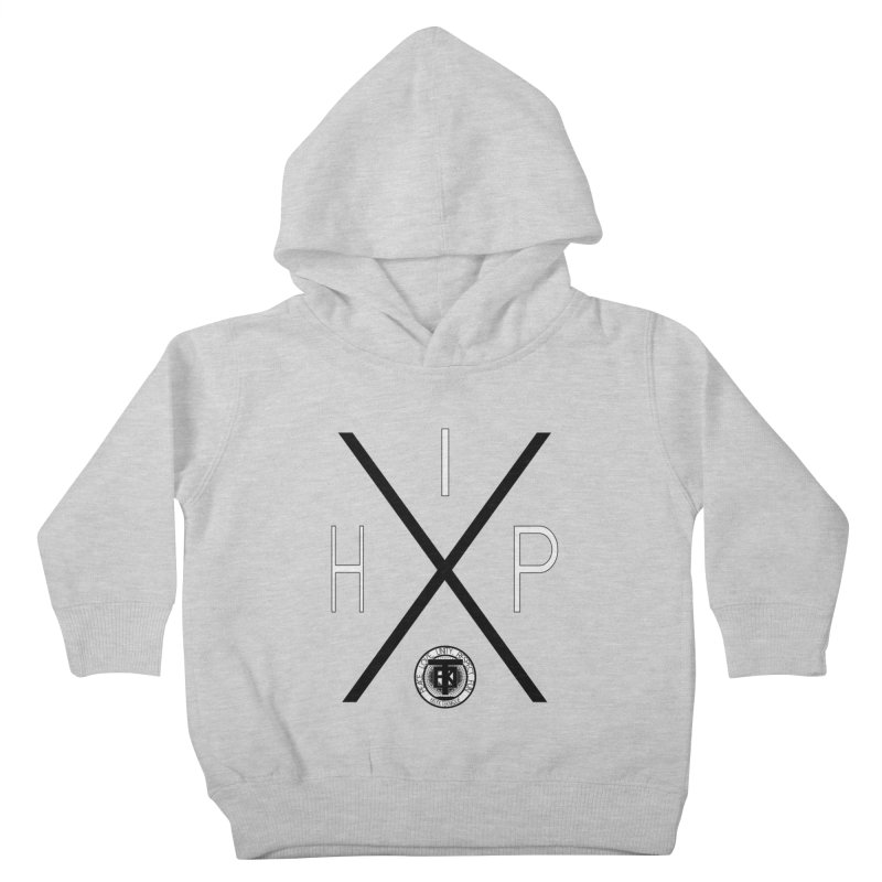 HipHop Kids Toddler Pullover Hoody by 61syx's Artist Shop